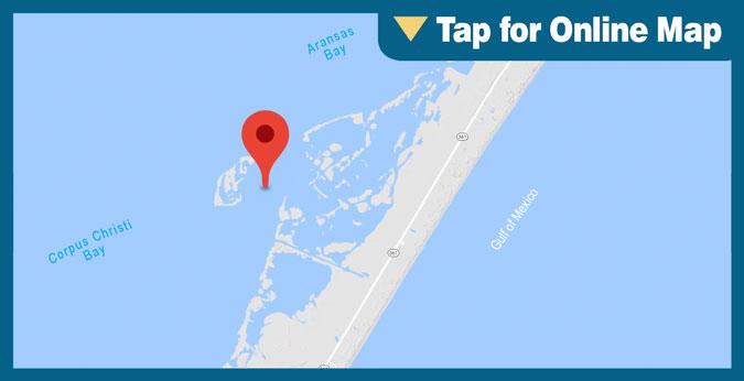 Corpus Christi Bay HOTSPOT: Shamrock Cove