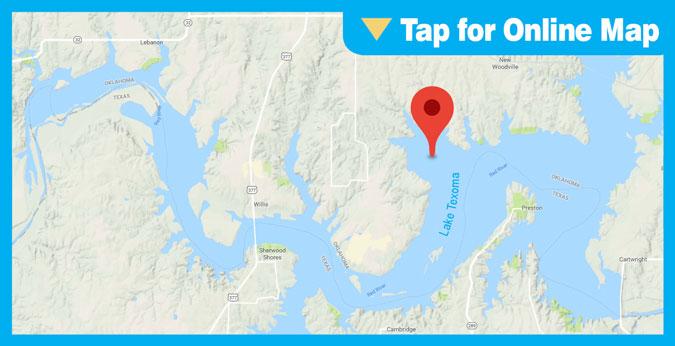 Lake Texoma HOTSPOT: Five Creeks