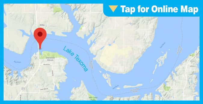 Lake Texoma HOTSPOT: Juniper Point East
