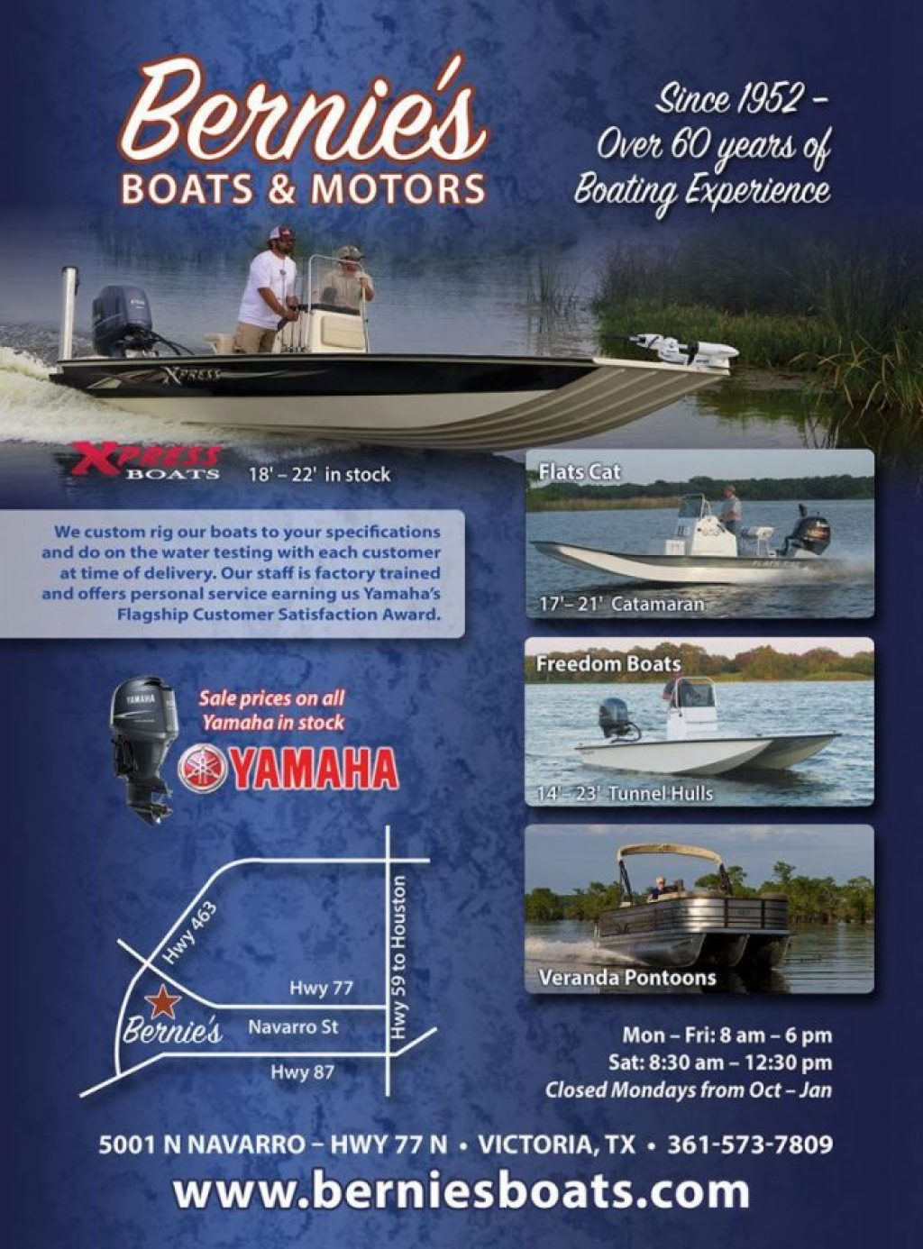Bernies Boats