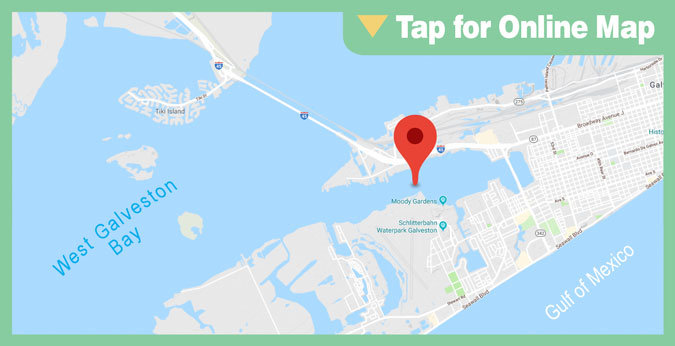 West Galveston Bay HOTSPOT: Offatts Bayou