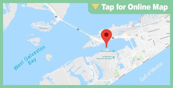 West Galveston Bay HOTSPOT: Offatts Bayou