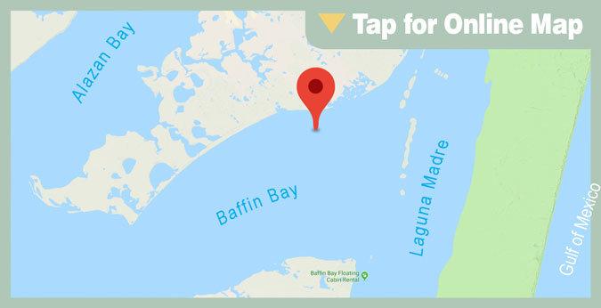 Baffin Bay HOTSPOT: Cat Head, North Shore