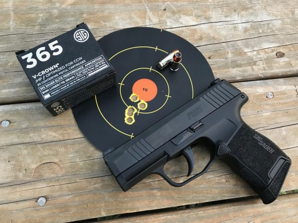 SIG P365 Micro 9mm - Texas Fish & Game Magazine
