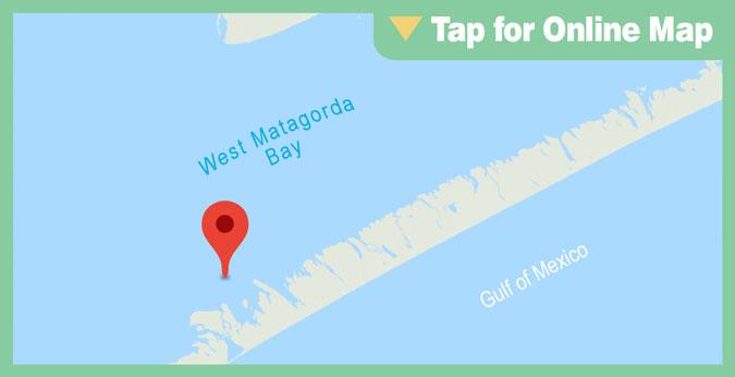 West Matagorda Bay