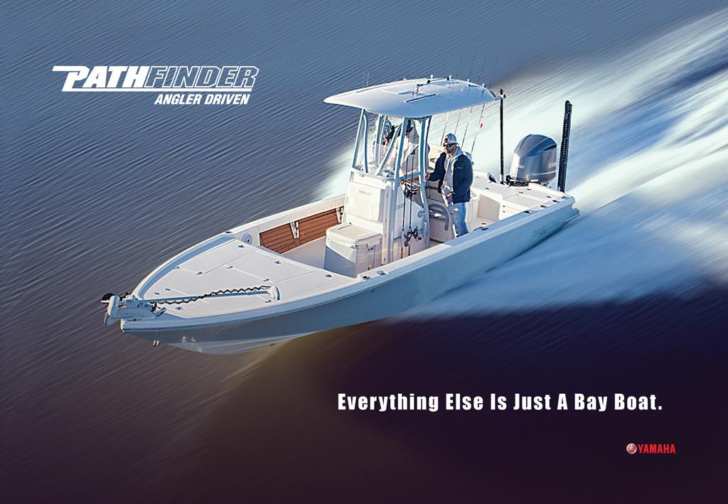Maverick Boat Company Pathfinder