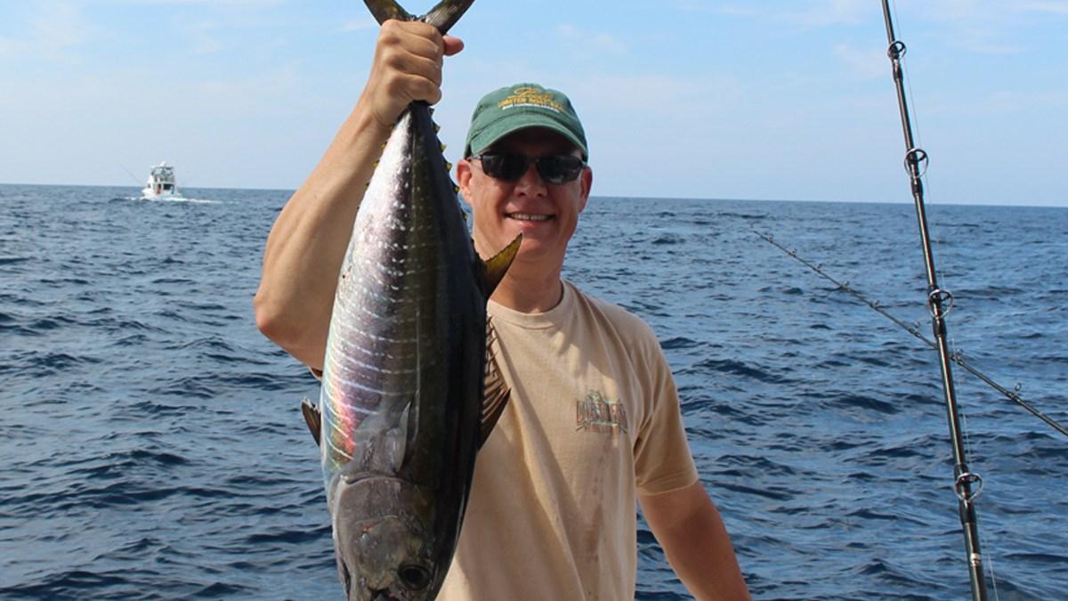 jigging for tuna