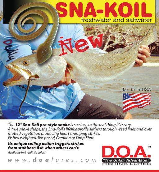 DOA Fishing Lures