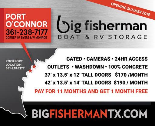 Big Fisherman Boat & RV Storage