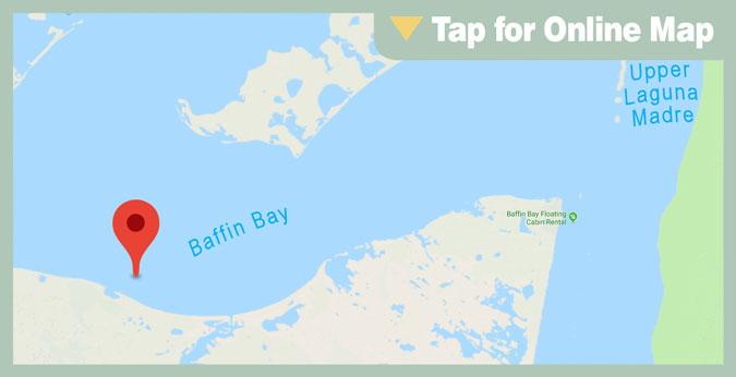 Baffin Bay: South Shore Rocks