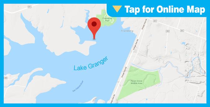 Granger Lake: Main Lake