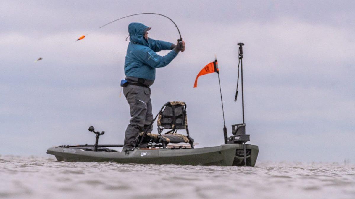 Shallow Water Anchors and Kayak Fishing - Texas Fish & Game