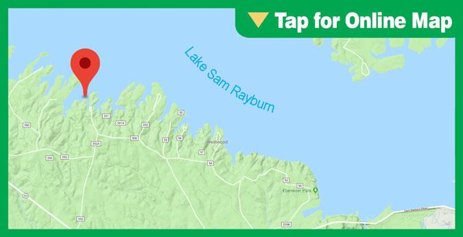 Sam Rayburn Lake