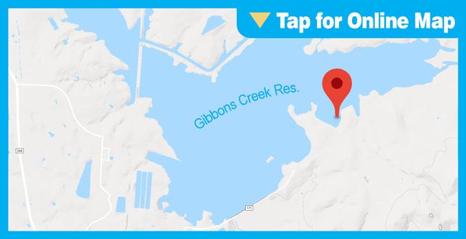 Gibbons Creek Reservoir