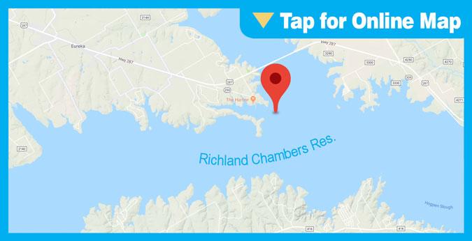 Richland Chambers Lake
