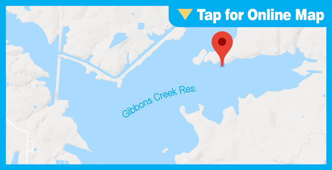 Gibbons Creek Reservoir