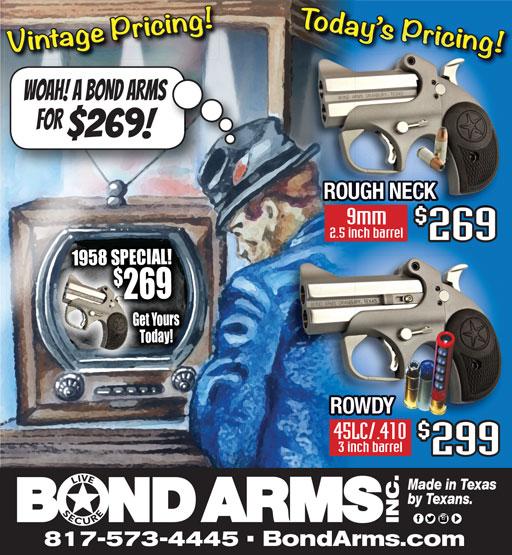 Bond Arms Inc.