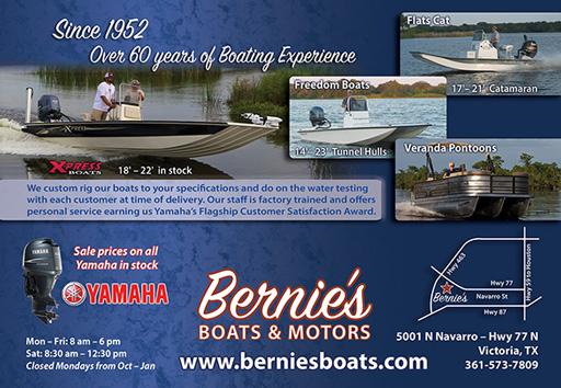 Bernie's Boat & Motors