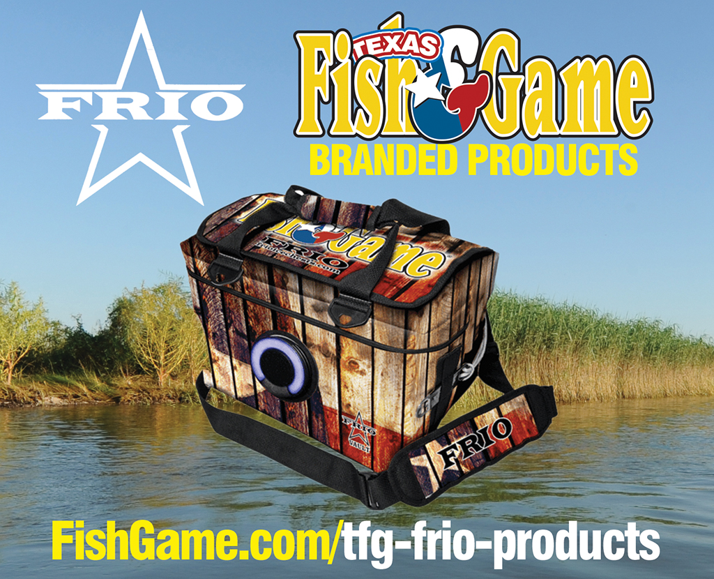 Texas Fish & Game Products