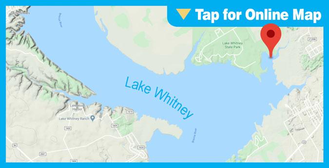 Lake Whitney