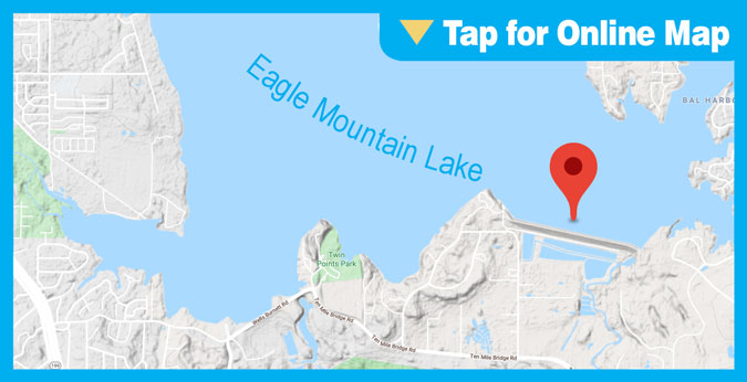 Lake Eagle Mountain