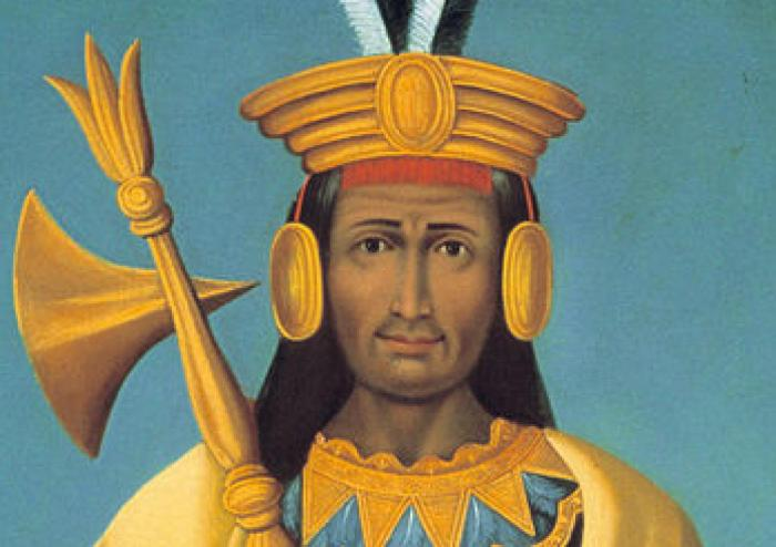 Resultado de imagem para Túpac Yupanqui