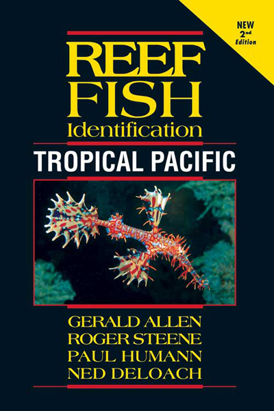 Reef Fish ID Tropical Pacific cover