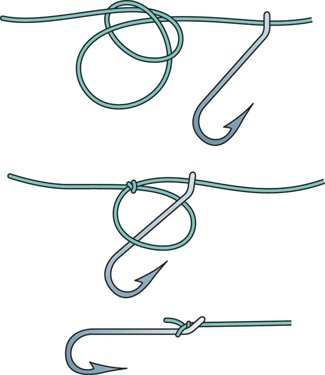 8 Fishing Knots to Know