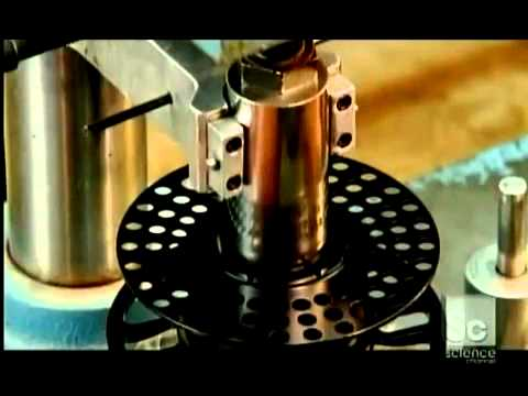 How It's Made, Fly Fishing Reels.