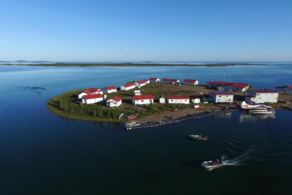 Plummer's Arctic Lodge, Great Bear Lake