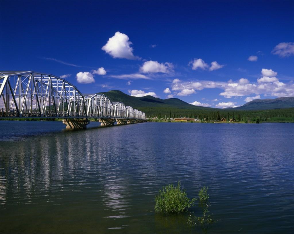 Teslin Lake Bridge