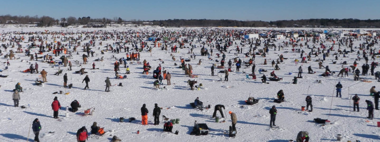 The Brainerd Jaycees Ice Fishing Extravaganza 2019