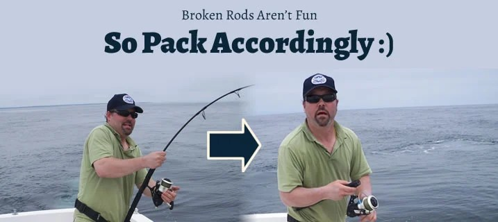 Traveling with Fishing Gear: What To Know Before Your Next