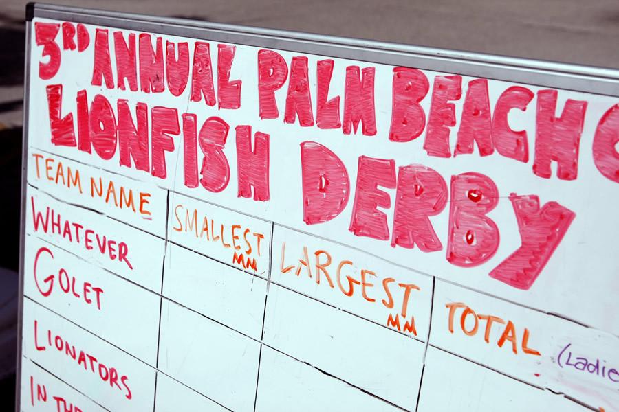 lionfish-derby