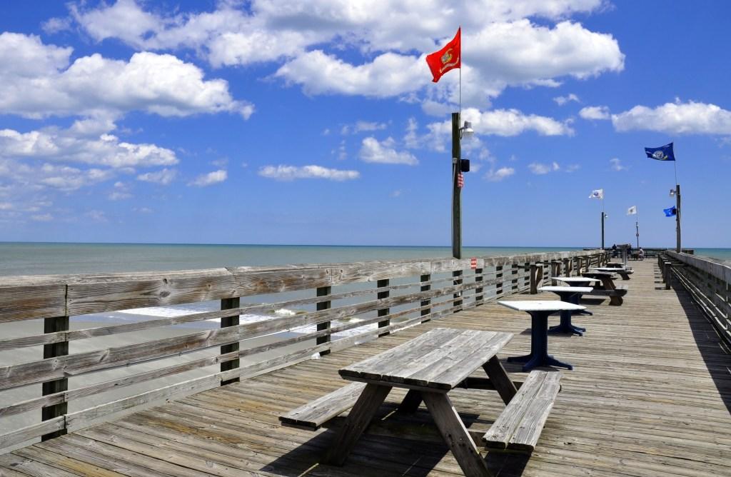 myrtle beach fishing pier 14