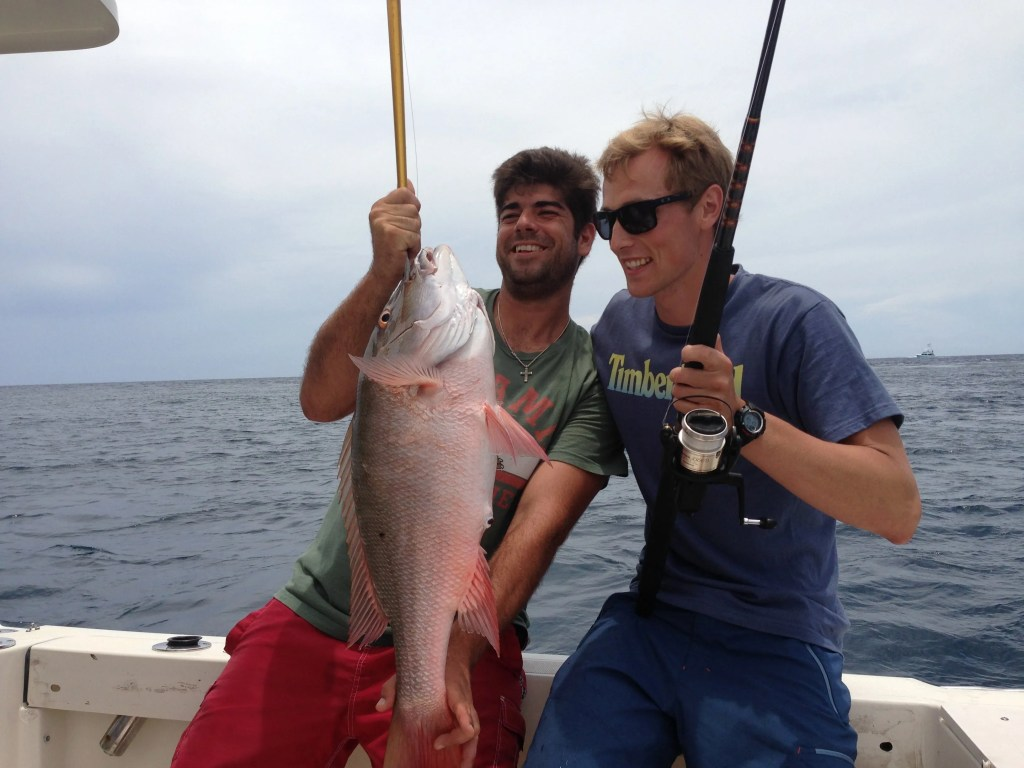 30 INCH MUTTON !! Blue Pursuit gets record size on board….