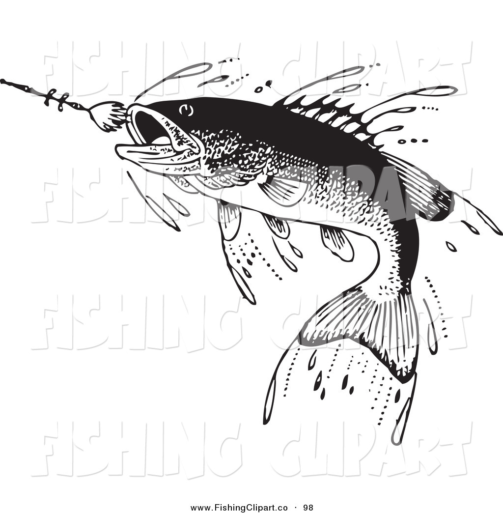 Royalty Free Stock Fishing Designs Of Lures