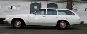 1976 Buick Century Wagon