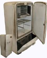 Old Refrigerator