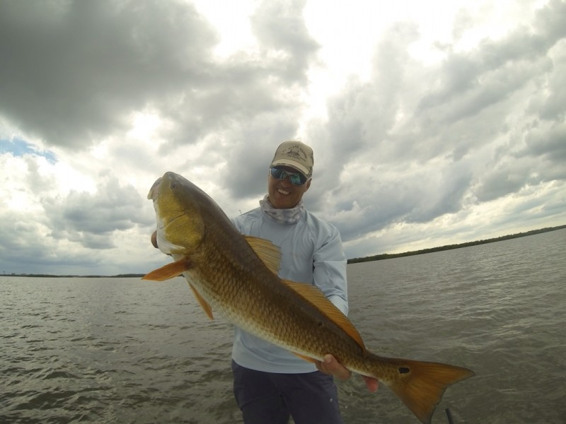 Fort myers beach redfish