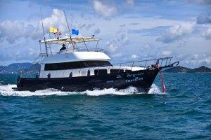 Thai 2 On Fishing Charter Phuket