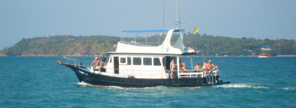 Phuket budget fishing tours