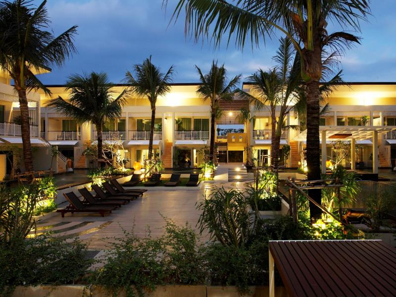 Accommodation Phuket Town