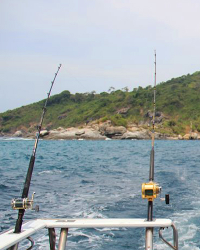 Phuket Day Fishing Tour