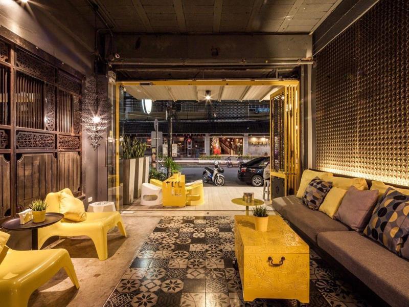 Cheap hotel Phuket Town