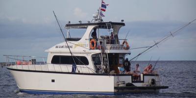 Superior fishing charters Phuket
