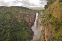 Kalambo Falls, Mpulungu, Zambia