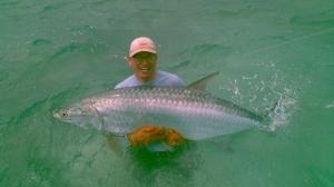 May tarpon fishing islamorada