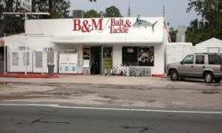 B & M Bait and Tackle