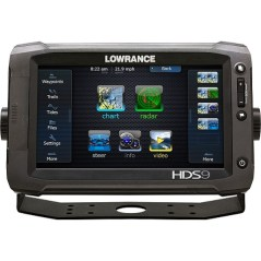Lowrance HDS-9 Gen2 Touch Insight Fishfinder